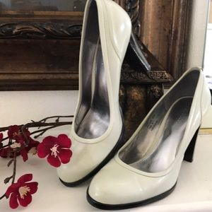 Calvin Klein classy quality high heels leather 👠
